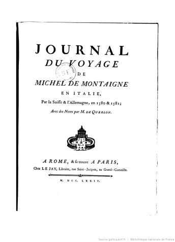 Montaigne_visuel_Journaldevoyage1774