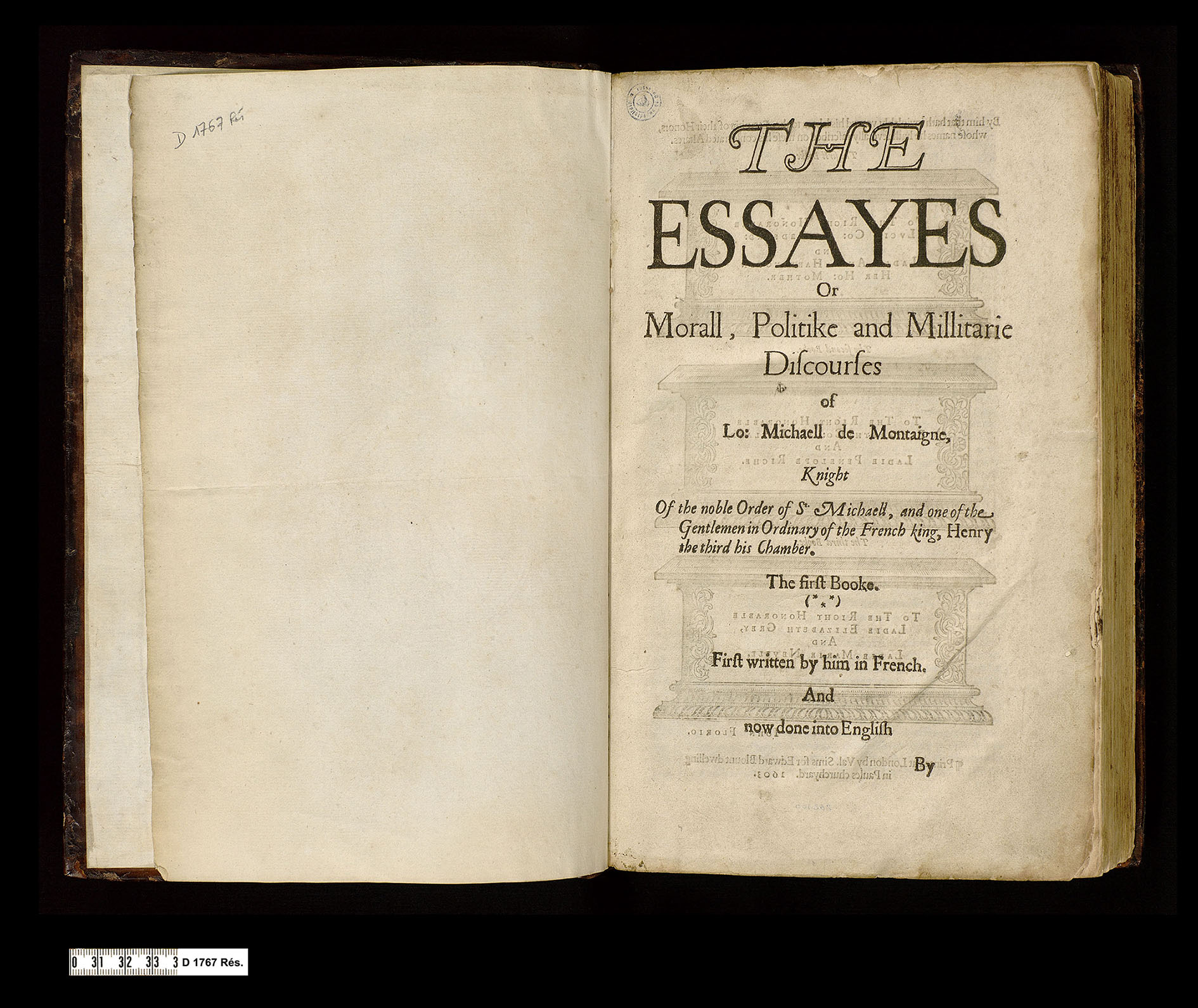 bacon civill counsel essayes francis morall oxford This edition of francis bacon's (1561-1626) the essayes or counsels, civill and  morall, a re-issue of the first critical edition since the.